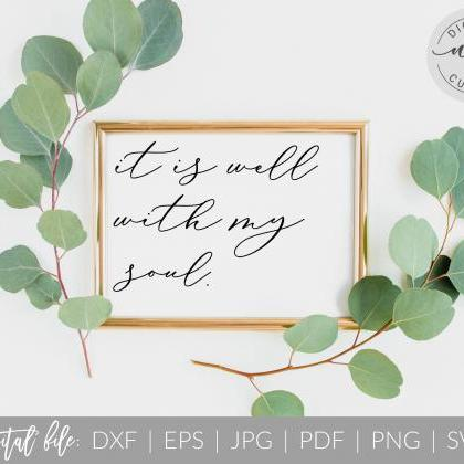 It Is Well With My Soul | Bible Ver..