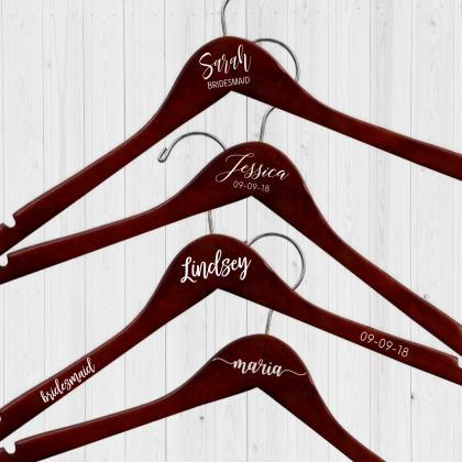 DELUXE Personalized Hanger | Dress ..